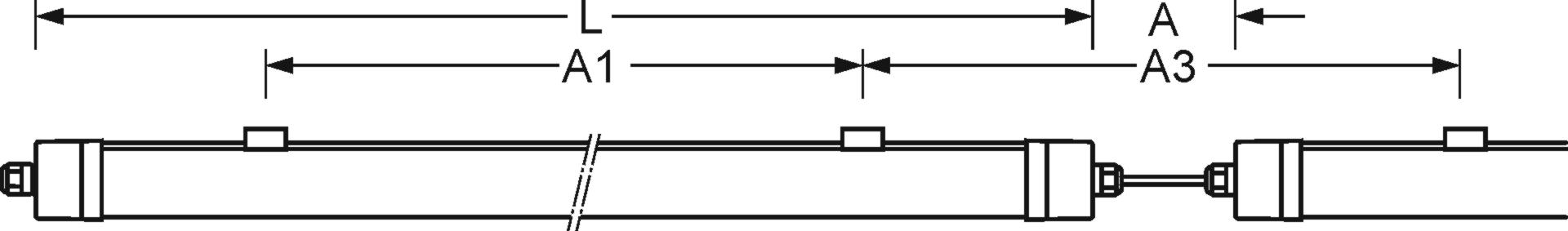 Coupe longitudinale | (LL)