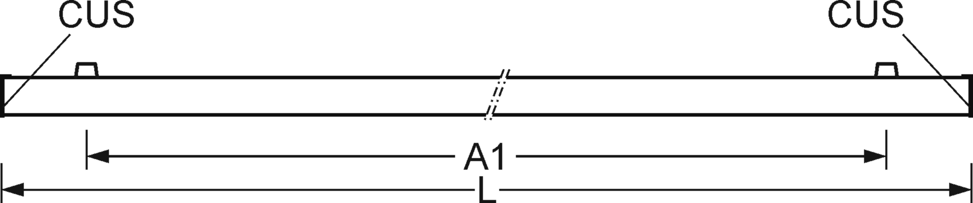 Longitudinal section   (L)