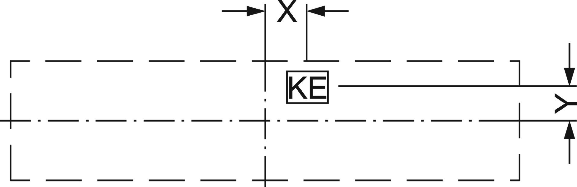 Kabeleinführung | (KE X/Y)